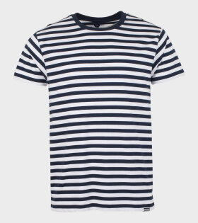 Favorite Midi Thor T-shirt Navy/White