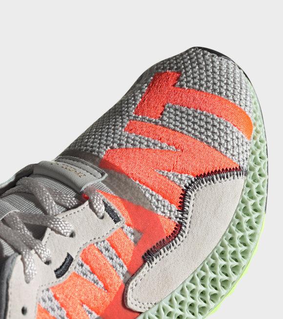 Adidas  - 'I Want, I Can' 4D Grey