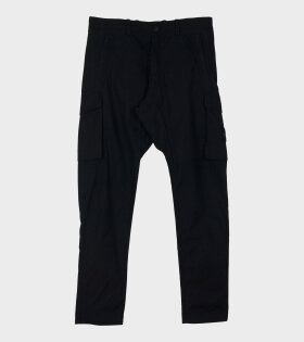 Stone Island Trousers Black - dr. Adams