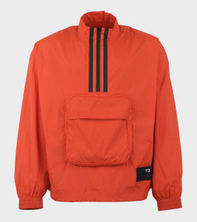 Y-3 Shell Jacket Red - dr. Adams