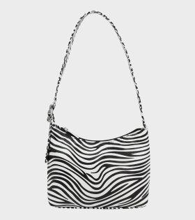 Ulla Handbag Zebra White