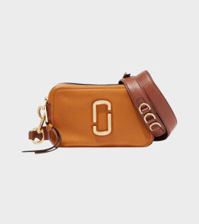 Marc Jacobs The Softshot 21 Crossbody Bag Brown - dr. Adams