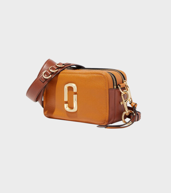Marc Jacobs - The Softshot 21 Crossbody Bag Brown