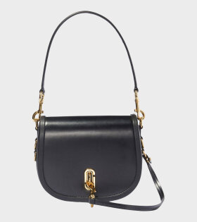 Marc Jacobs The Saddle Bag Black - dr. Adams