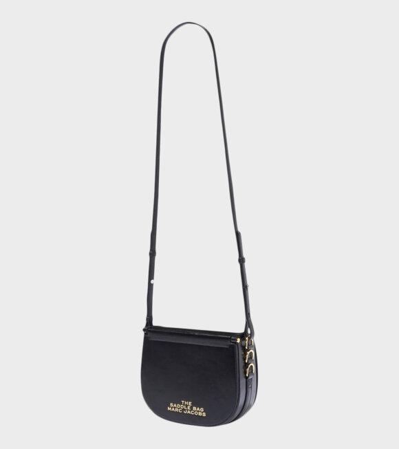 Marc Jacobs - The Saddle Bag Black