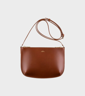 A.P.C Sac Sarah Cad-Noi Brown - dr. Adams