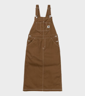 Carhartt WIP W´Bip Skirt Long Hamilton Brown - dr. Adams
