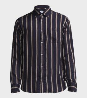 NN07 Errico Shirt Blue - dr. Adams