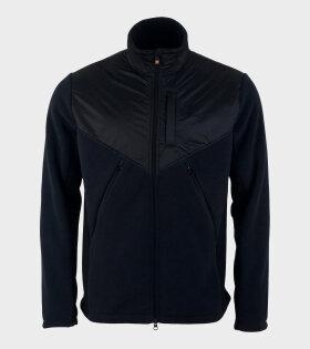 66 North Askja Fleece jacket Black - dr. Adams