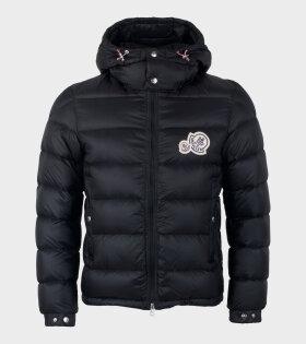 Moncler BRAMANT Jacket Black - dr. Adams