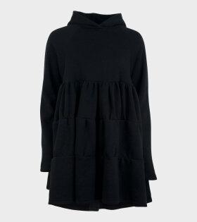 Ada Hoodiedress Black