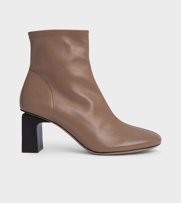 By Far - Vasi Nude Leather