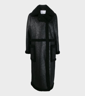 Adriana Coat Black