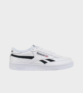 Reebok Club C Revenge MU Leather Shoes White - dr. Adams