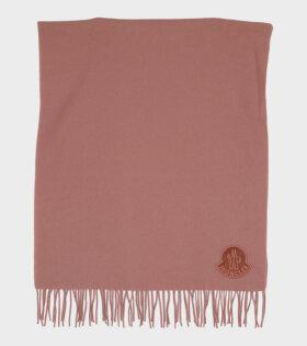 Sciarpa Scarf Blush Pink