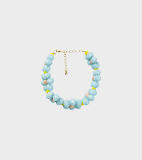 Stine Goya Uno Bracelet Candy Blue - dr. Adams