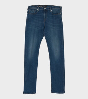 Paul Smith Mens Tapered Fit Jeans Blue - dr. Adams