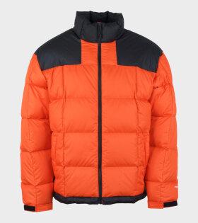 The North Face M LHOTSE Down Jacket Orange - dr. Adams