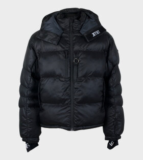 Ski Jacket Man Tespa Black