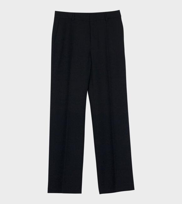 Hutton Suiting Trouser Black