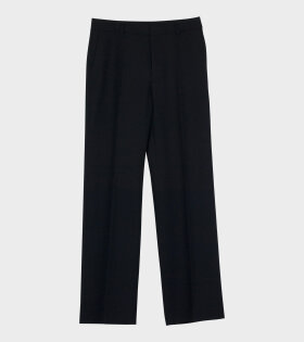 Hutton Suiting Trouser Black
