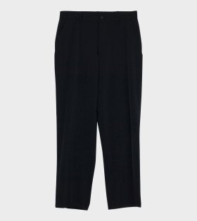 Soft Trousers Black