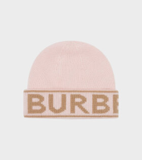 Cashmere Knit Hat Candy Pink