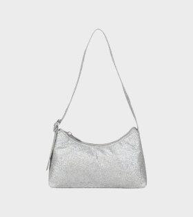 Daniel Silfen Bella Shoulder Bag Silver - dr. Adams