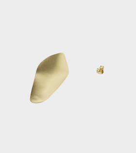 Oli Earring Goldplated Left