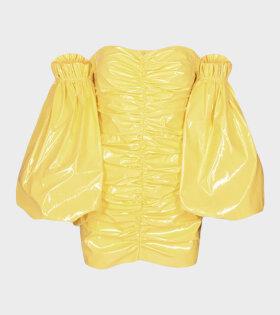 Phoebe Dress Aspen Gold