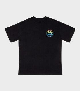 Honey Fucking Dijon Pocket Logo T-shirt Black - dr. Adams