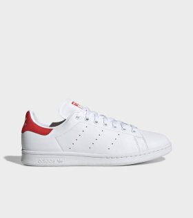 Adidas Stan Smith White/Red - dr. Adams