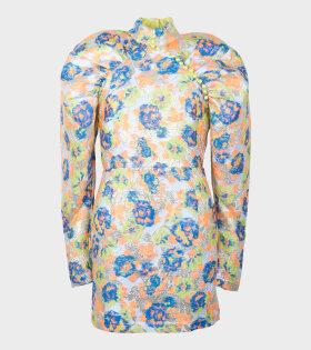 Kim Jacquard Tangering Multicolour
