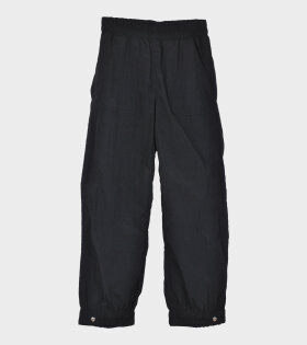Ganni Tech Pants Black