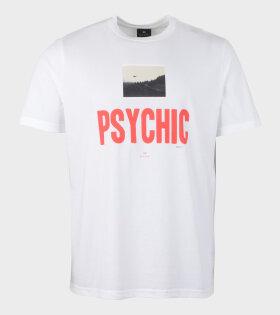 Psychic T-Shirt White