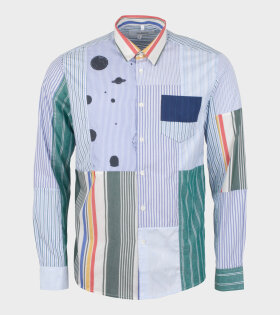 Soulland Alan Shirt Multicolor - dr. Adams