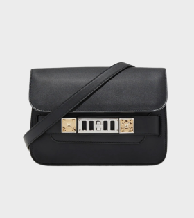 PS11 Mini Classic Smooth Leather Black