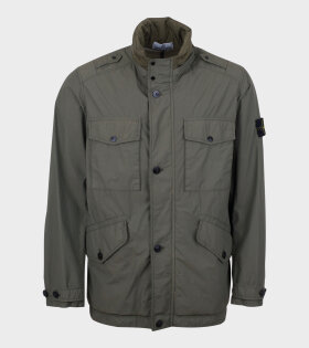 Naslan Light Watro Jacket Green - dr. Adams