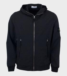 Light Soft Shell-R Jacket Black