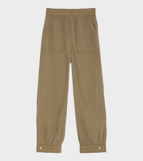 Tech Pants Ermine Brown