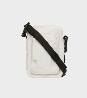 Arvel Face Bag White/Black