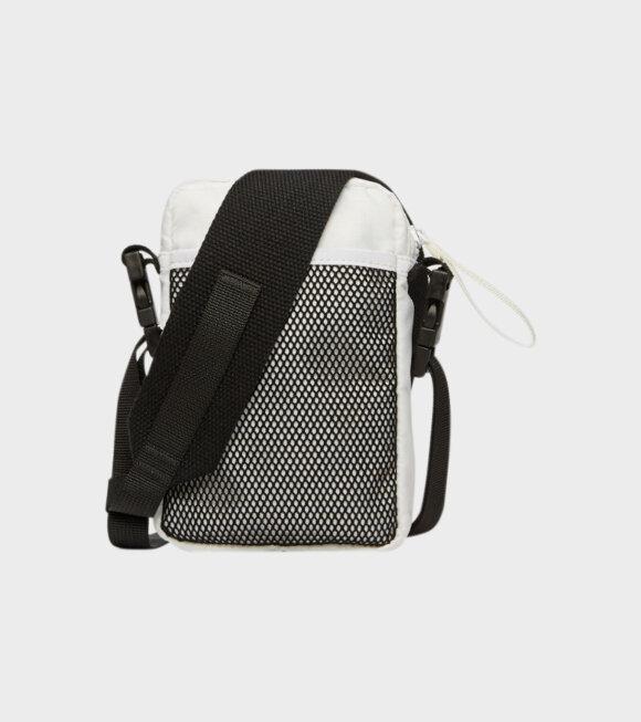 Acne Studios - Arvel Face Bag White/Black