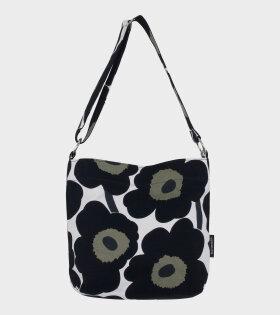 Venni Pieni Unikko Bag Black/White