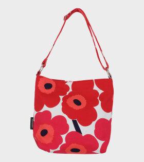 Venni Pieni Unikko Bag Red/White