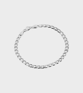 Forza Bracelet Small Silver