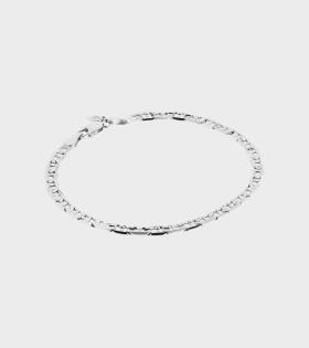 Carlo Medium Bracelet Silver