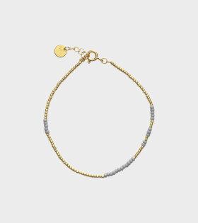 Asym Bracelet Grey