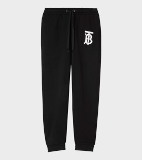 Burberry Gresham Trousers Black - dr. Adams