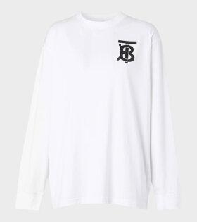 Atherton TB T-Shirt White