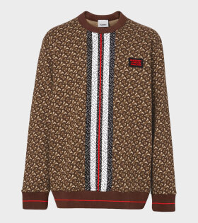 Marlowe Sweatshirt Brown
